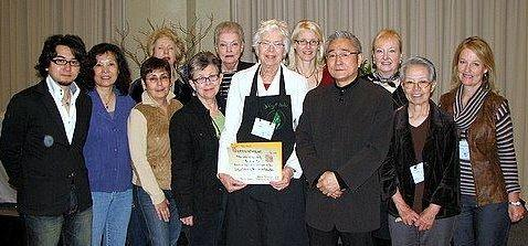 Atlanta Chapter Founding Members 2009